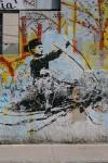 Street art near the Congreso, Buenos Aires