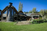 El Fabula, the house I'm staying in in Bariloche