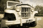 The IKA Estanciera - a version of the Willy's Jeep made in Argentina in the roaring 50s