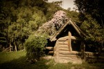 Woodland cottages don't get more fairytale than this.