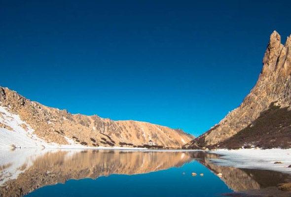 Refugio Frey: A mountain hiking and climbing dream