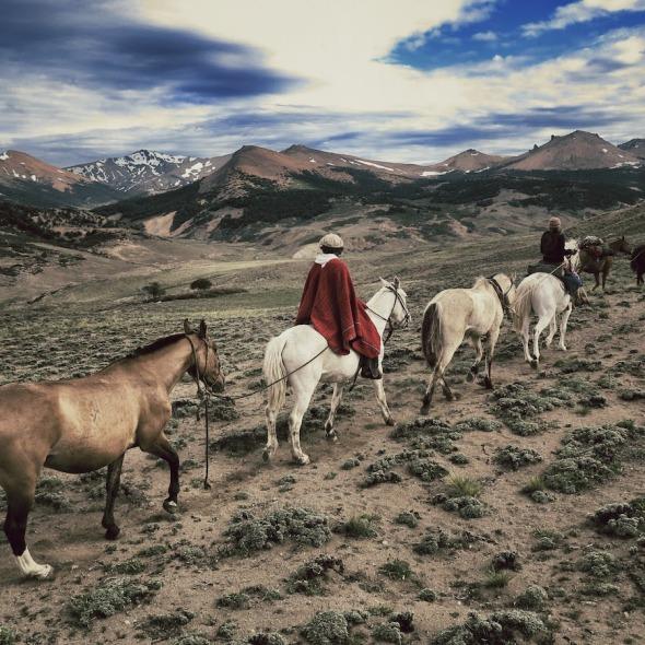 patagonia horseriding